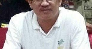 Ketua Tagana Kecamatan Meliau, Franki Siswanto