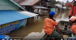 VIDEO: Bencana Banjir di Sekadau