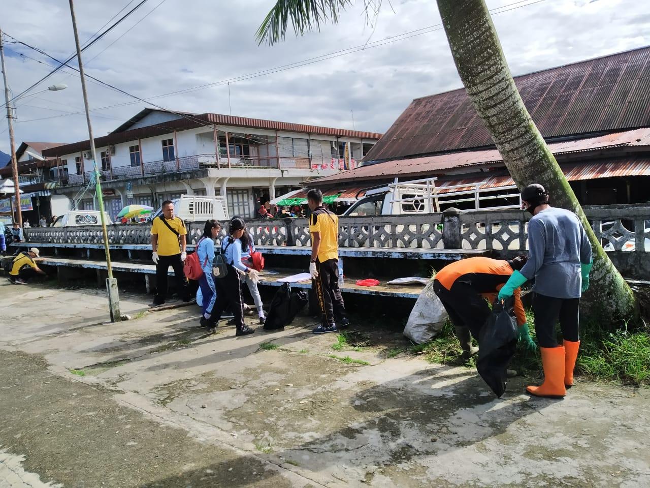Jelang HUT Bhayangkara ke-73, Polres Bengkayang Baksos TMB Pahlawan – Kalimantan Today