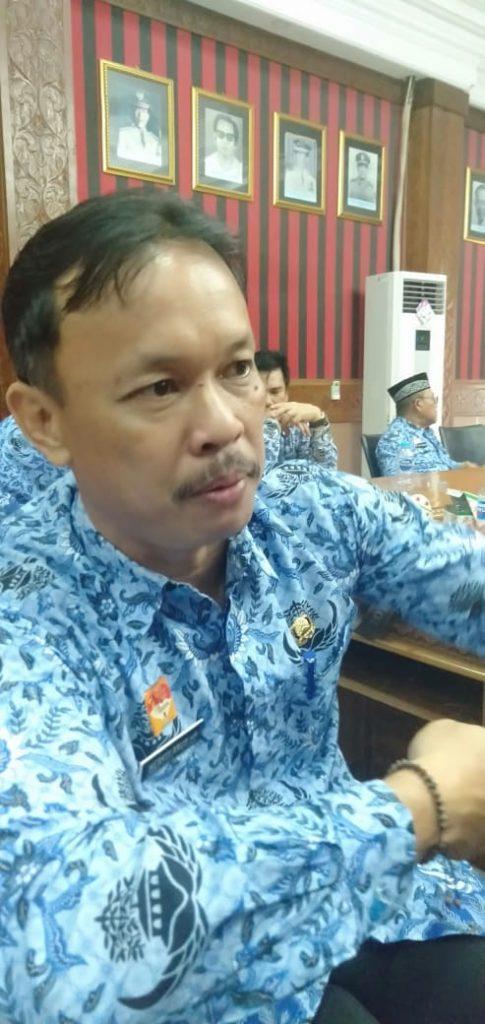Kepala Badan Kepegawaian dan Pengembangan Sumber Daya Manusia (BKSDM) Kabupaten Sanggau, Herkulanus