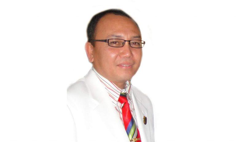 Yohanes A Dopong, anggota DPRD Kalbar