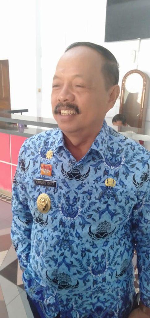 Wakil Bupati Sanggau, Yohanes Ontot