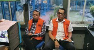 Dua orang unsur pimpinan di PT. Asuransi Jasindo (Persero)