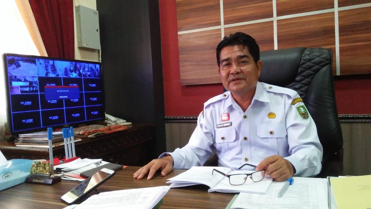 Kadis Hangpang Hortikan Kabupaten Sanggau, H. John Hendri