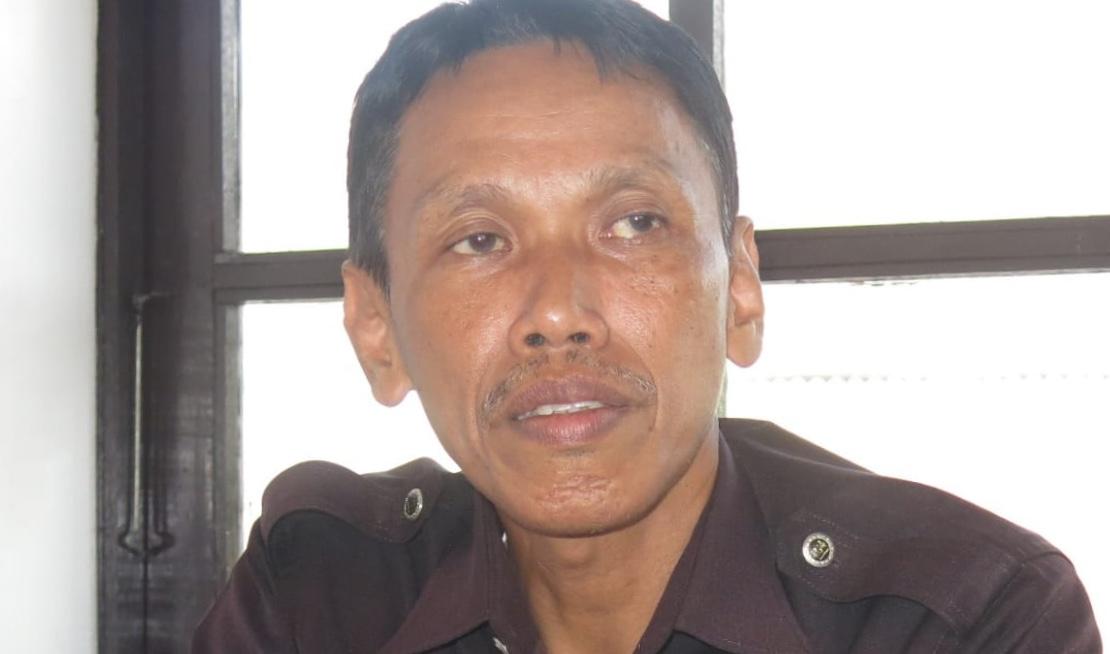 Sekretaris Dinas Penanaman Modal Pelayanan Terpadu Satu Pintu (DPM-PTSP) Kabupaten Sanggau, Zaenal.