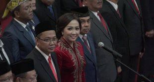 Pelantikan anggota DPRD Kalbar Periode 2019-2024. FOTO/ Dokumentasi Angeline Fremalco.