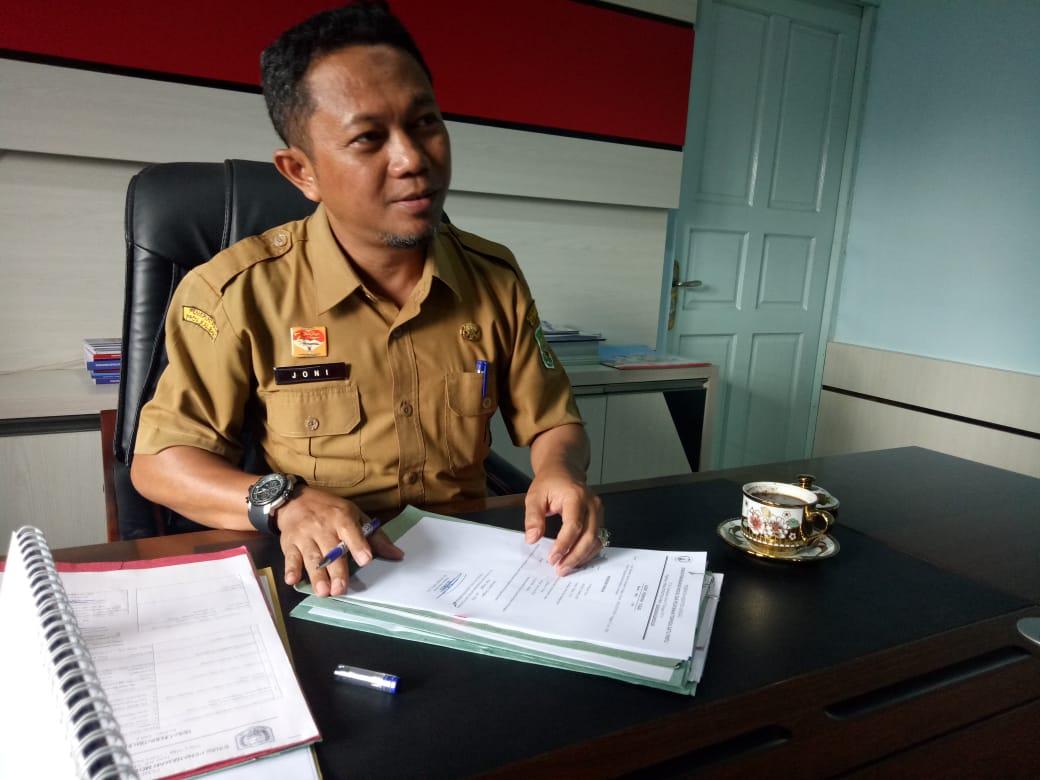 Foto--Plt Kepala Dinas DPMPTSP Kabupaten Sanggau, H. Joni Irwanto