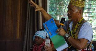 Yohanes Mijar Usman, Ketua Persatuan Peladang Kalimantan Barat