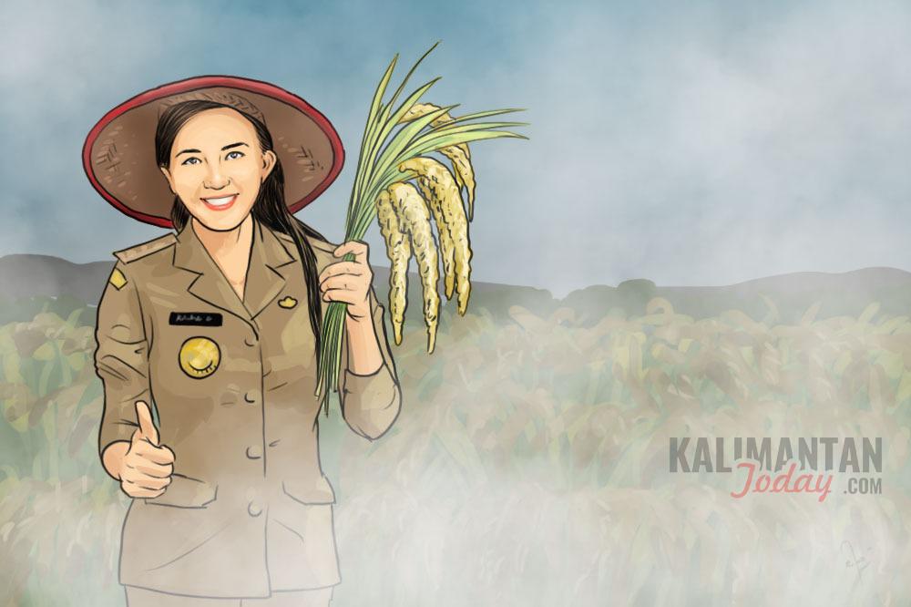 Karolin Margret Natasa/Kalimantan Today
