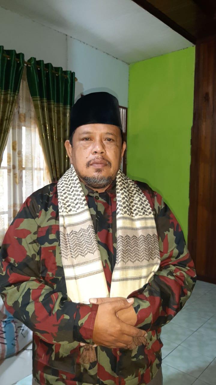 Foto: Ketua PD Muhammadiyah Kabupaten Sanggau, H. Ade Djuandi