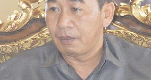 Foto---Wakil Ketua DPRD Sanggau, Acam