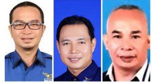 Aquino Ceger, Tanto Yakobus, dan Herman Ivo