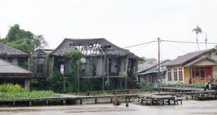 Pemkot Pontianak akan merestorasi rumah tua dipinggiran sungai Kapuas jadi rumah budaya
