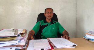 Kepala Pelaksana Tugas atau PLT Dinas Pemberdayaan Masyarakat Pemerintahan Desa dan Daerah Tertinggal (DPMPD2T) Dodorikus