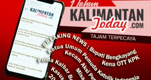 1 Tahun Kalimantan Today