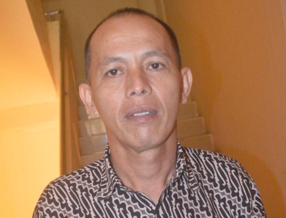 Foto--Ketua Asosiasi Pengusaha Indonesia (Apindo) Kabupaten Sanggau, Konggo Tjintalong Tjondro