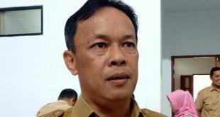 Foto--Kepala Badan Kepegawaian dan Pengembangan Sumber Daya Manusia (BKPSDM) Kabupaten Sanggau, Herkulanus HP