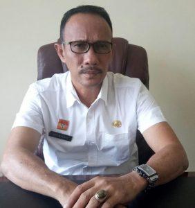 Foto—Kadisperindagkop Sangggau, Syarif Ibnu Marwan Alqadrie