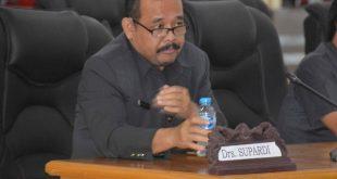 Foto—Supardi, Wakil Ketua Badan Kehormatan (BK) DPRD Sanggau