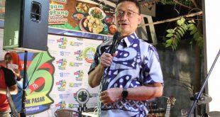 HUT ke-56, Wali Kota Minta Bank Pasar Terus Berinovasi