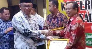 Marsianus, Plt. Kepala Dinas Pendidikan dan Kebudayaan Kabupaten Landak