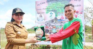 KarolinAjak Generasi Muda Wujudkan Pembangunan Ramah Lingkungan