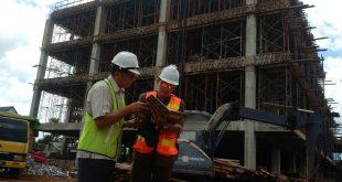 Monitoring Pembangunan RSUD Soedarso, Subhan: Jangan Sampai Jadi Temuan