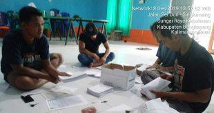 Dana Belum Cair, Panitia Pilkades Desa Karimunting Resah