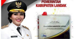 Penghargaan Badan Publik Informatif