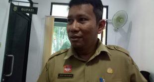 Foto—Kepala Dinas Lingkungan Hidup Kabupaten Sanggau, Didit Richardi