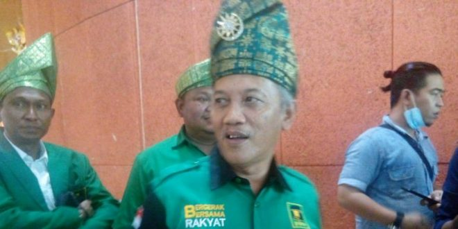 Ini Sentilan Herman Hofi untuk Legislator PPP Kota Pontianak