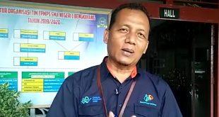 Kepala BPS Kabupaten Bengkayang Amad Badar