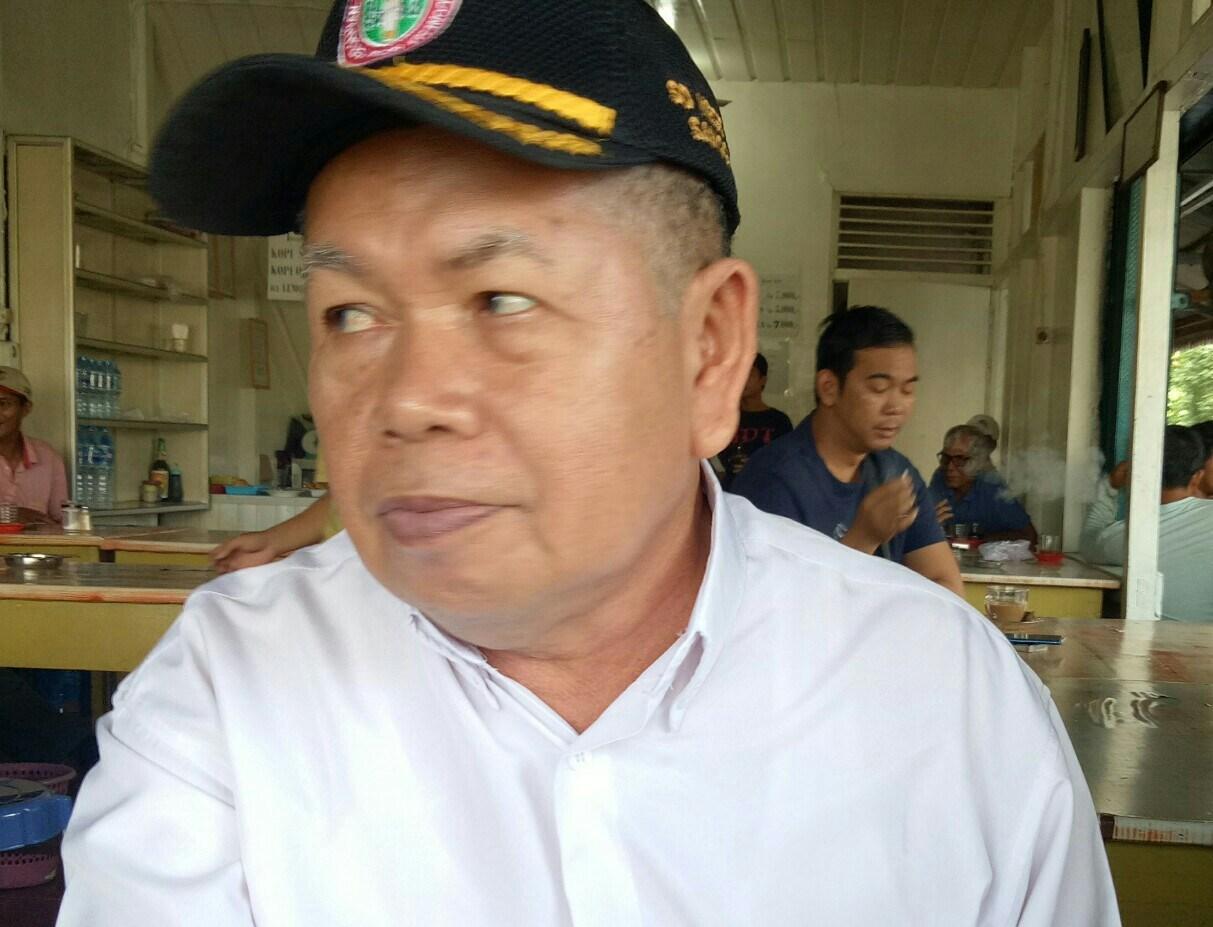 Foto---Kepala SD Negeri 11 Sanggau, H. Ja'far.