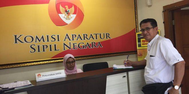 Gubernur Kalbar Dilaporkan ke KASN