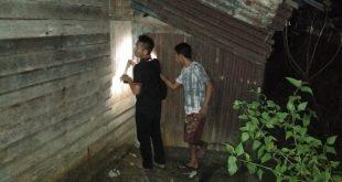 Rumah Warga di Menjalin Disatroni Maling, Sejumlah Barang Berharga Raib