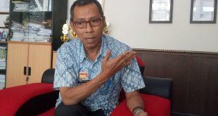 Foto---Kepala Dinas Kesehatan Kabupaten Sanggau, Jones Siagian