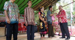 Safari Natal di Toba, Wabup Yohanes Ontot: Mewujudkan Persatuan Tak Semudah Membalik Telapak Tangan