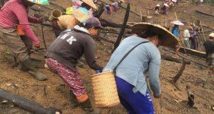 Tawarkan Solusi Berladang Tanpa Membakar Lahan, Kapolres Sanggau: Harapan Kami Tidak Ada Lagi yang Ditangkap