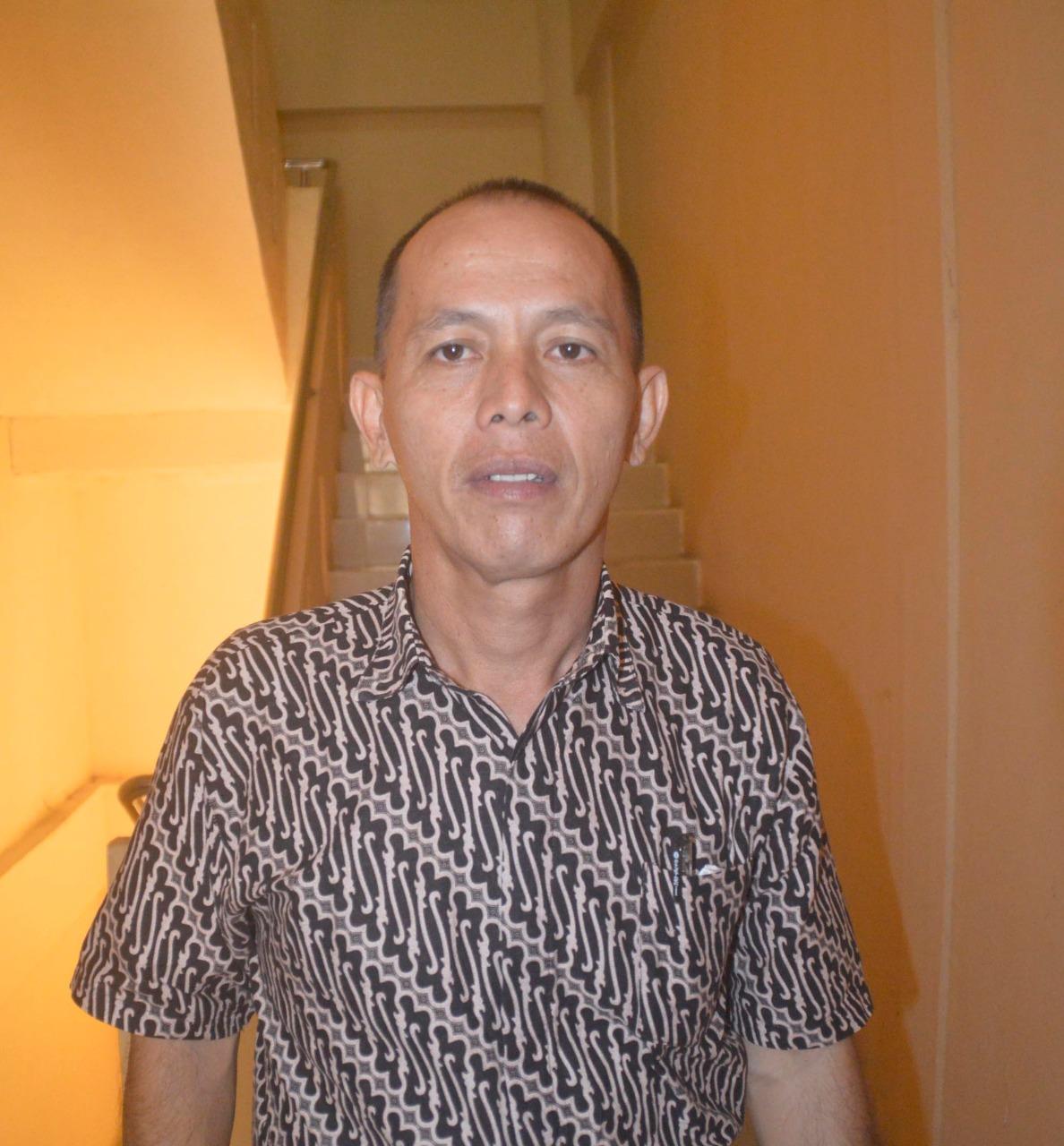 Foto---Konggo Tjintalong Tjondro, Ketua Panitia Cap Go Me 2020 Kabupaten Sanggau
