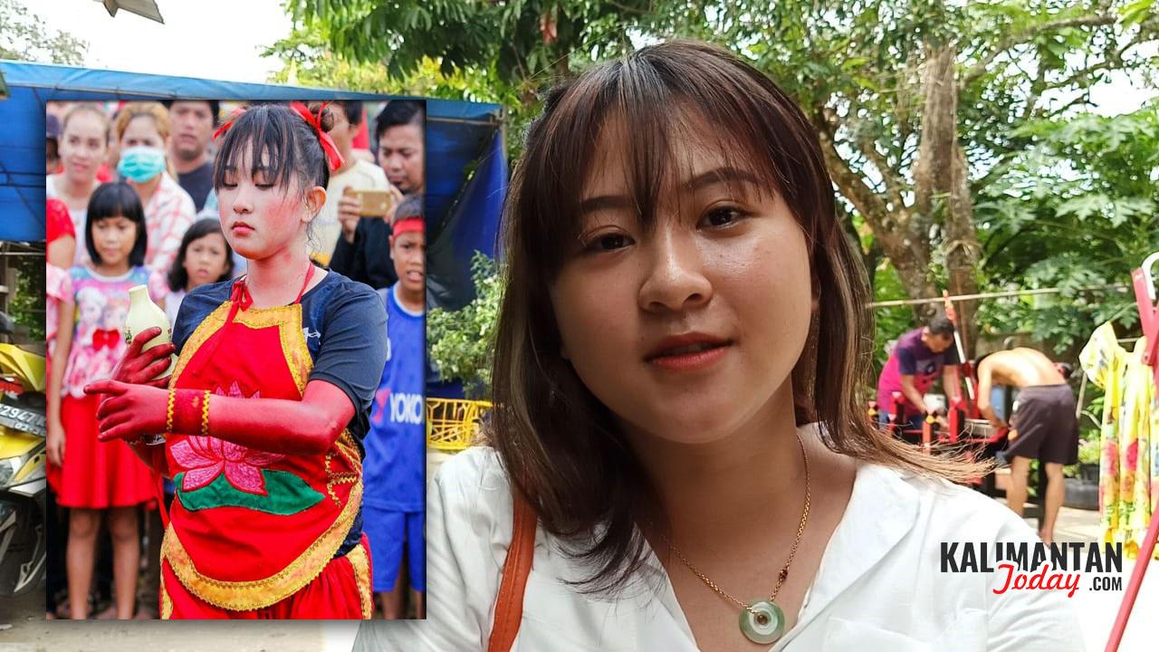 Aji, Tatung asal Kabupaten Bengkayang