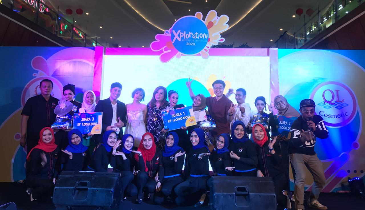 Para Pemenang Kompetisi Make-up Artis