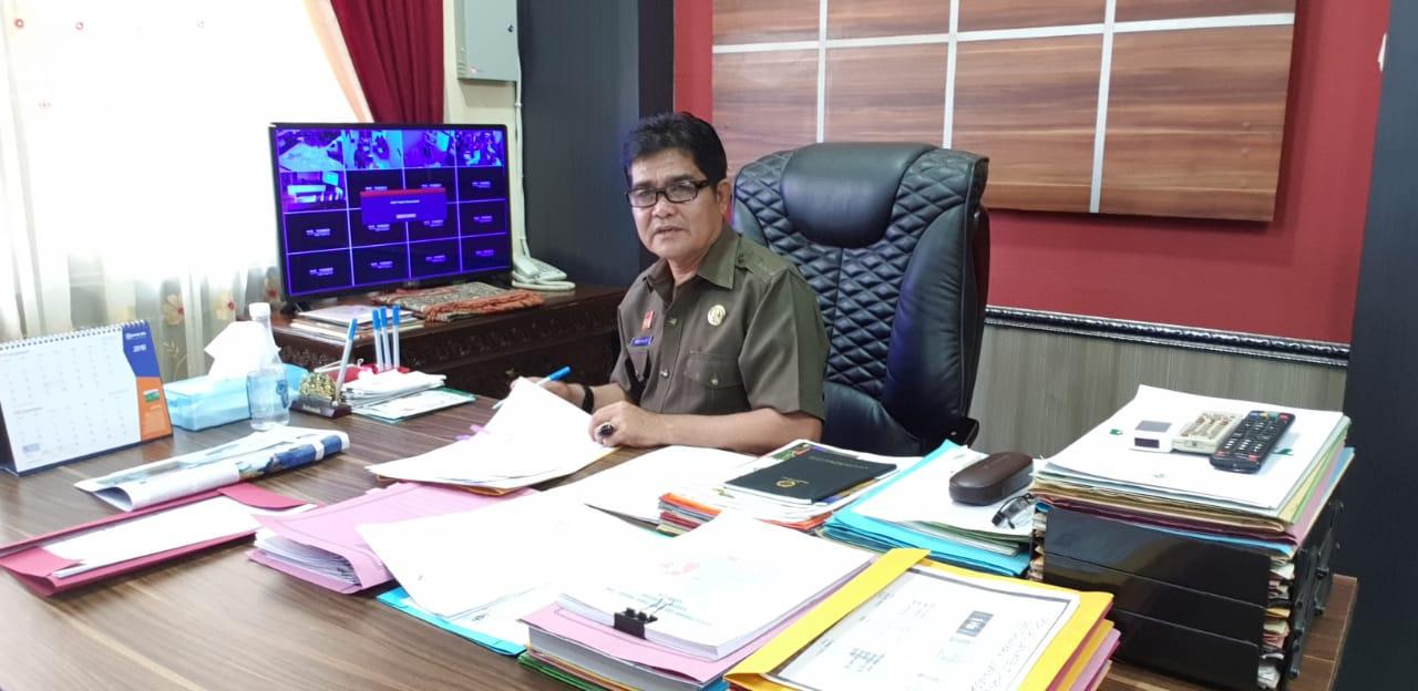 Kadis Bina Marga dan Sumber Daya Air Kabupaten Sanggau, John Hendri