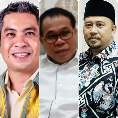 Junaidi, Prabasa Anantatur dan Sy Amin Muhammad Assegaf