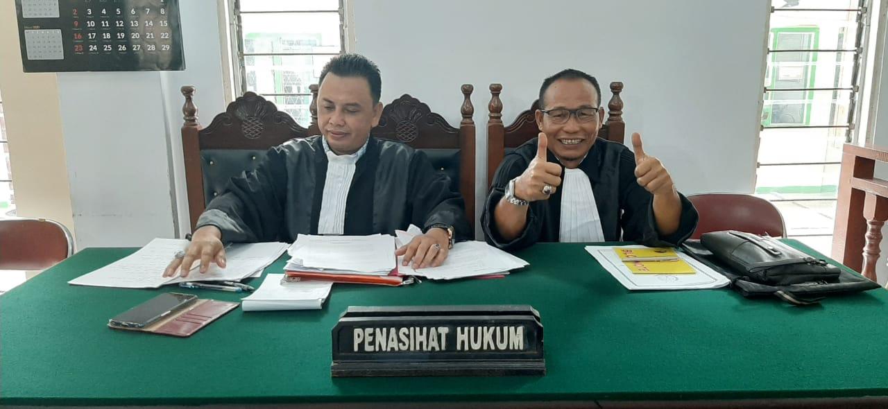 Kuasa hukum kedua terdakwa, Agus dan Anselmus Suharno